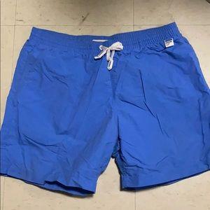 Pantone men's swim trunks
